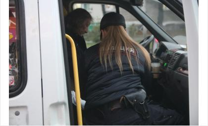 Усилили проверку масочного режима в транспорте Бердска в дни COVID-19