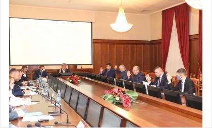 Депутаты заслушали информацию об итогах сельскохозяйственного сезона