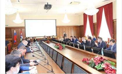 Комитет Законодательного Собрания по бюджетной, финансово-экономической политике и собственности