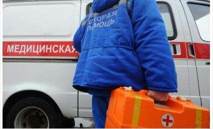 Из-за подъема заболеваемости ОРВИ увеличилось количество обращений в скорую помощь