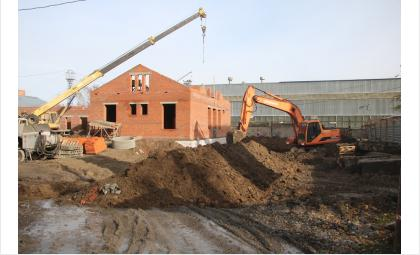 Баня на ул. Комсомольской, 1 в Бердске скоро будет построена