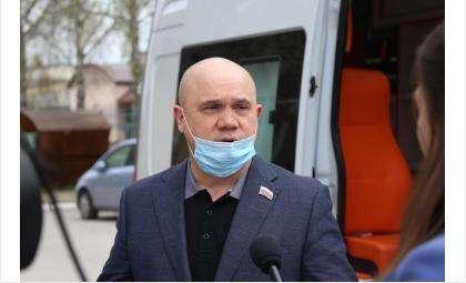 Игорь Гришунин: «Как в обществе относятся к ветеранам, показал всплеск пандемии весной»