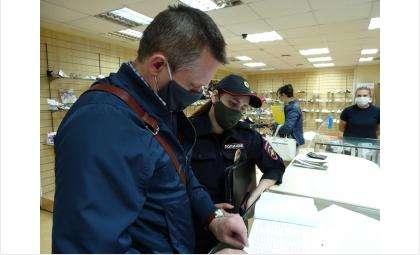 Проверки эпидрежима в Бердске регулярно проходят во всех магазинах