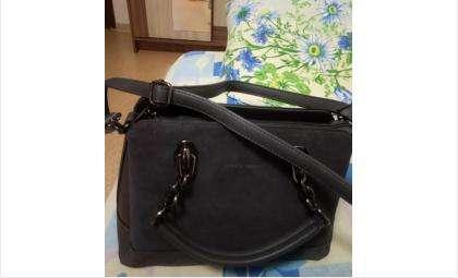 У жертвы нападения осталось фото пропавшей сумки