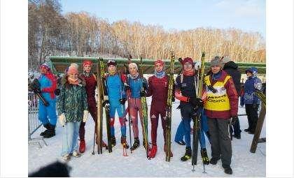 В десятку лучших вошли биатлонисты из Бердска на всероссийском турнире Маматова