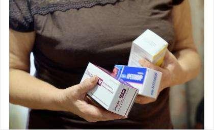 Бесплатные лекарства от коронавируса выдает амбулаторным пациентам ЦГБ Бердска