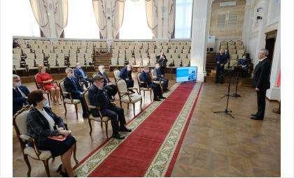 Андрей Травников поздравил учёных, жителей Академгородка, всех новосибирцев с важной для региона датой