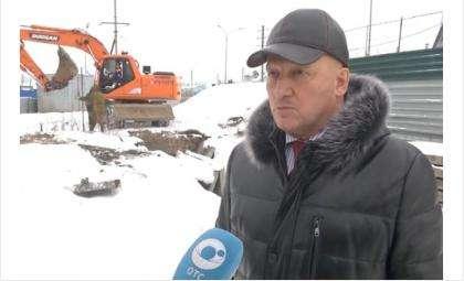 Анатолий Юданов: «Городу Обь программа по водопонижению позволит жить в комфортных условиях»