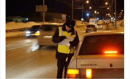 С 28 по 30 ноября в Новосибирской области проходит операция «Нетрезвый водитель»