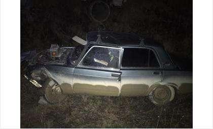 Слетел в кювет и погиб водитель ВАЗ-2107 в Искитимском районе