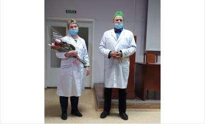 Марина Беляева и Алексей Кайгородов