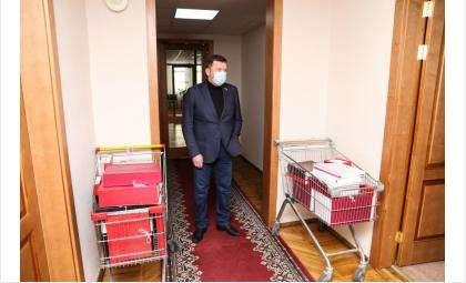 Дмитрий Козловский: «Раз много наказов, значит система работает, значит – люди верят в своих депутатов»