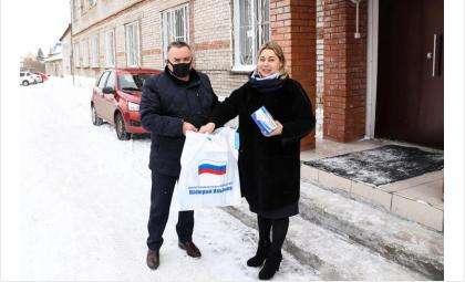 Депутат Валерий Ильенко в период пандемии поддерживает тех, кому нужно помочь в первую очередь