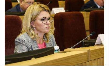 Ирина Диденко: «Предусмотрены три сценария развития, необходимо определиться с одним из них
