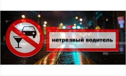 В Новосибирской области с 6 по 9 ноября пройдет рейд «Нетрезвый водитель»