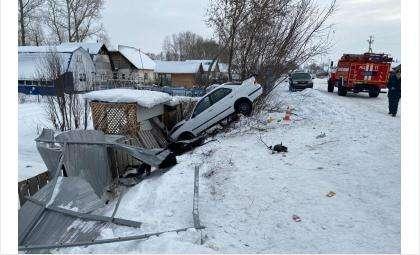 Смертельное ДТП на кладбищенской дороге в Бердске