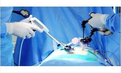 Лапароскопия - это малоинвазивное, то есть минимальное хирургическое вмешательство