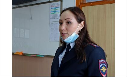 Богомолова Марина Владимировна, начальник отдела по вопросам миграции ОМВД по городу Бердску