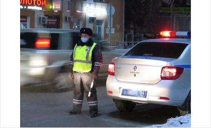 Госавтоинспекция напоминает водителям о безопасности