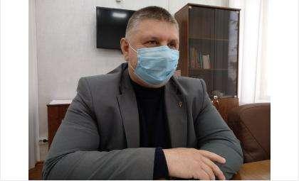Руководитель АТИ Павел Дятлов
