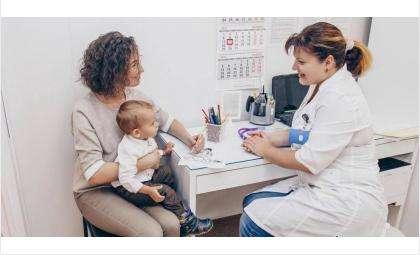Клиника «Медпрактика» уже 15 лет заботится о здоровье детей и взрослых