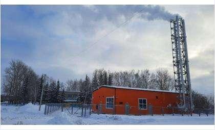 Модернизация ТЭК в Черепанове