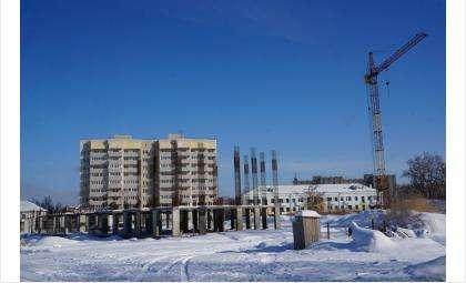 Долгострой обанкротившегося Стройинвестпроекта в Бердске