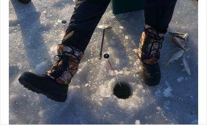 Обморожение получено во время зимней рыбалки