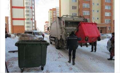 Мусорного коллапса в Бердске в новогодние праздники не допущено