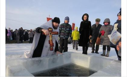 Последний раз купания в иордани проводились в Бердске в 2019 году
