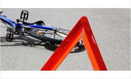 Велосипедист скончался в больнице
