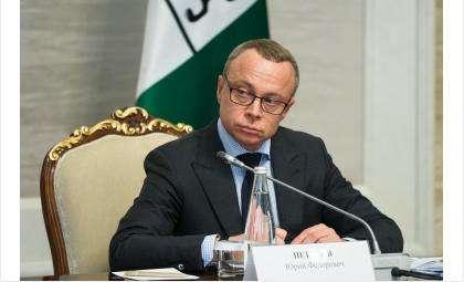Первый заместитель губернатора Юрий Петухов