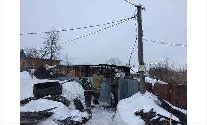 Три человека погибли во время пожара в Искитиме