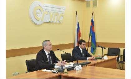 Губернатор провел рабочую встречу с руководителями студотрядов региона