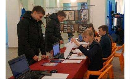 Молодёжь Бердска участвовала в организации выборов в молодёжный парламент НСО