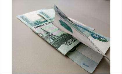 Зарплатными деньгами полгода гасил кредиты директор новосибирской фирмы