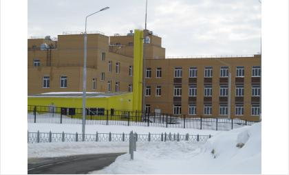 Школа в Южном микрорайоне Бердска
