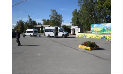 Транспортного коллапса в Новом посёлке не возникло
