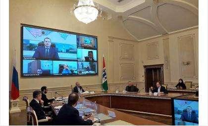 Первое заседание комиссии по вопросам реализации наказов избирателей