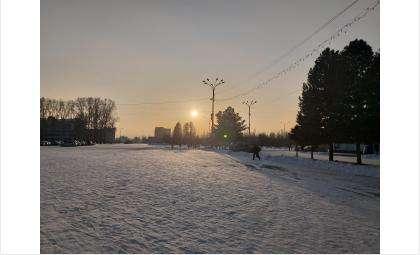 """Зима нынче """"капризничает"""""""