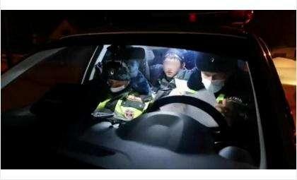 55 нетрезвых водителей задержала ГИБДД Новосибирской области за выходные