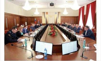 Комиссия по взаимодействию с правоохранительными органами и противодействию коррупции