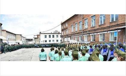 ИК-9 расположена Дзержинском районе Новосибирска