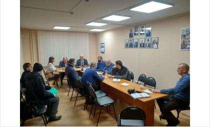Депутаты держат на контроле судьбу инфекционного отделения и кадров