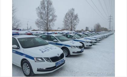 Вакансии полка ДПС ГИБДД в Новосибирске