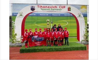 «Кристалл-2011» из Бердска – победитель футбольного турнира «Крымский Подснежник»