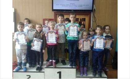 Первый турнир дошкольников по русским шашкам состоялся в Бердске