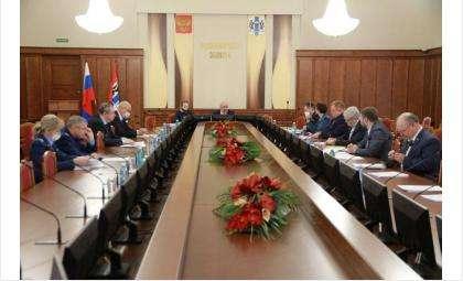 Комиссия ЗС по взаимодействию с правоохранительными органами и противодействию коррупции