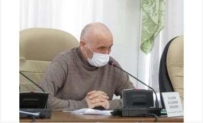 Владимир Захаров доложил о борьбе с паводком