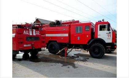 Пожар был оперативно ликвидирован